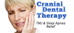 Cranial Dental Therapy TMJ