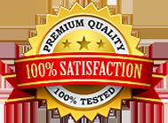 Premium Quality & 100% Satisfaction | Richard C. Gerado Chiropractic